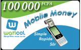 Transfert de 100.000 Fcfa