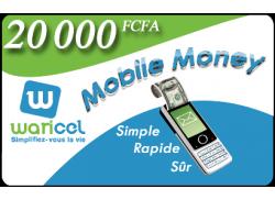 Burkina 20 000 FCFA
