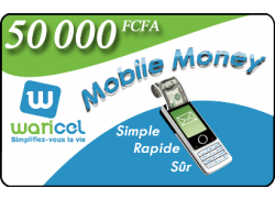 Burkina 50 000 FCFA