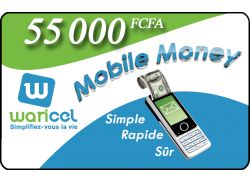 Burkina 55 000 FCFA