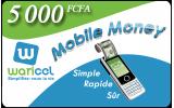 Transfert de 5.000 Fcfa