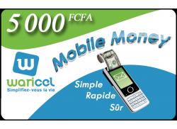 Burkina 5 000 FCFA
