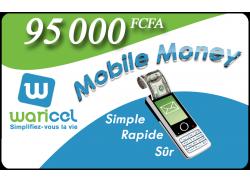 Senegal 95 000 FCFA